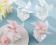 "Portaconfetti ""Whimsical Moments"" (Rosa)"