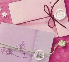 Partecipazioni matrimonio fai da te - partecipazioni nozze fatte a mano